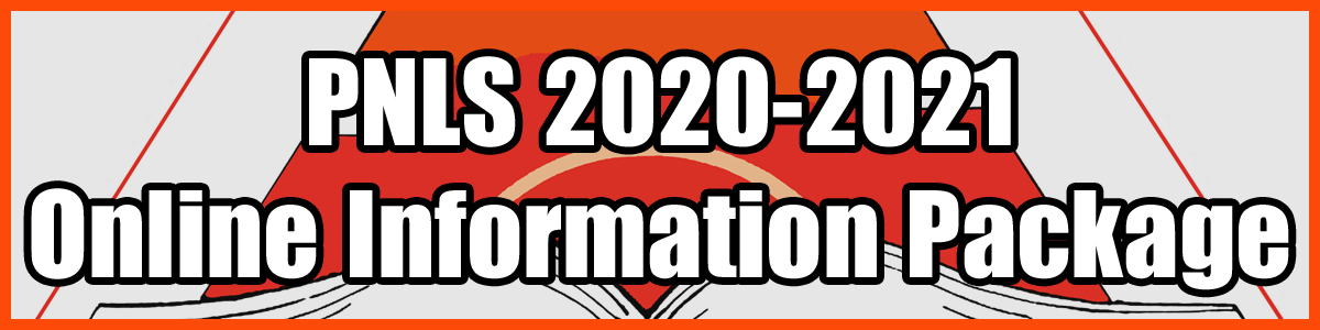 PNLS 2020-2021 Online Information Package